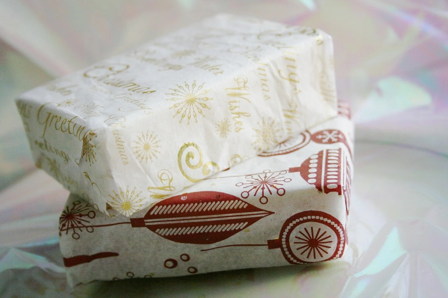 12 Days of Christmas - Unique Holiday Gift - Holiday soap