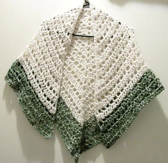 Triangle Shawl - $58