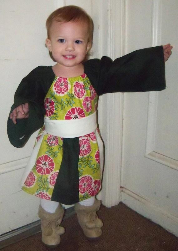 The Natalya Dress- Boutique Dress (12-24 months)