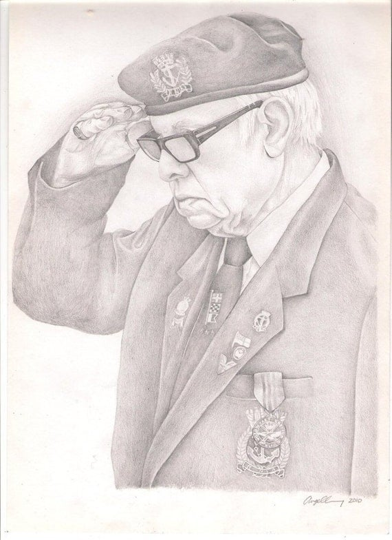 Custom Portrait from photo. Pencil drawing to capture your special memory forever