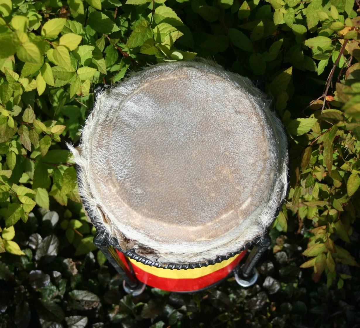 Nyabinhi drum for Youth