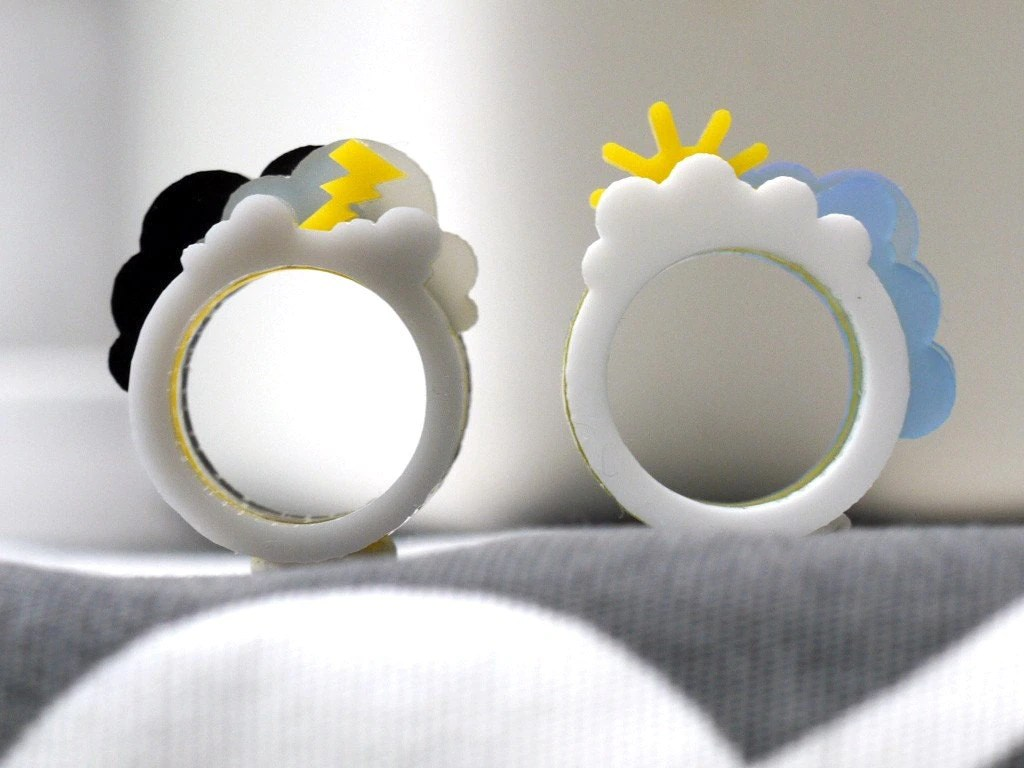 Oh Happy Day / Oh Happy Day Ring Set