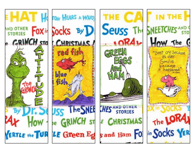 Printable Dr Seuss Cake Ideas And Designs