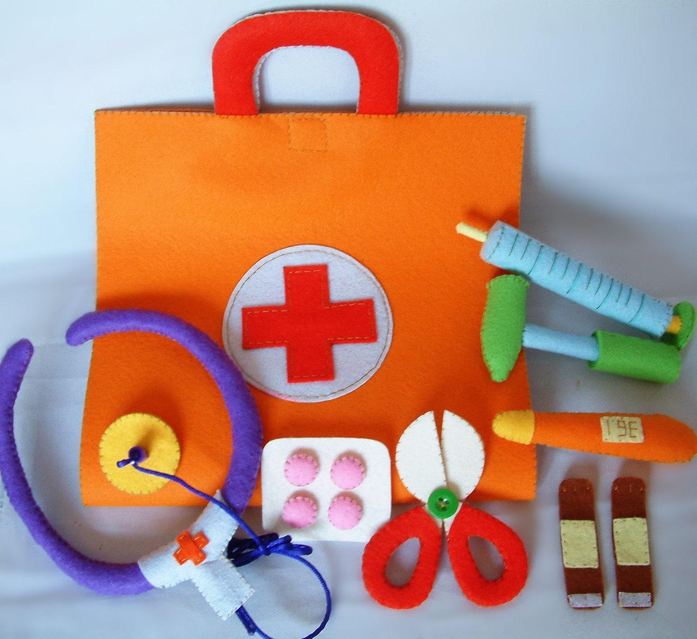 felt medical bag
