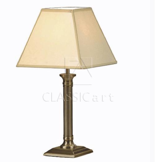Corinthian Column Table Lamp By Indian Reclamation Corinthian Column Table Lamp Id 4687571
