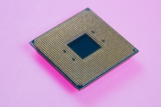 Pinagem AMD Ryzen 7 2700X