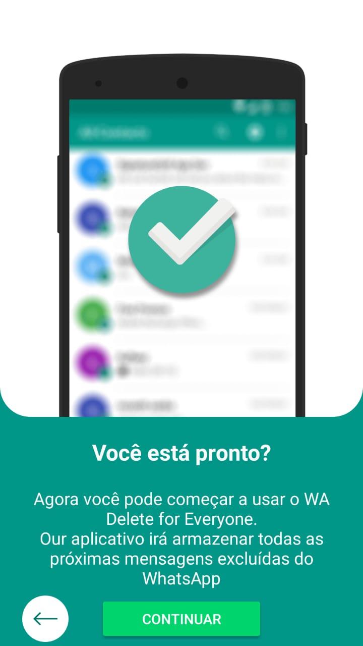 6 18105640210054 - Como recuperar as mensagens de WhatsApp que foram apagadas por quem enviou
