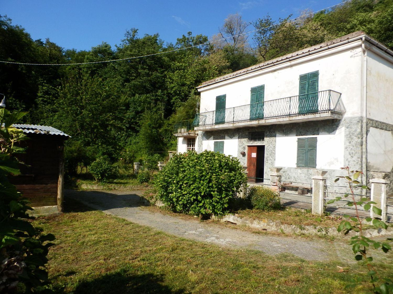 Casa Indipendente In Vendita In Via Alla Soria 80 Voltri