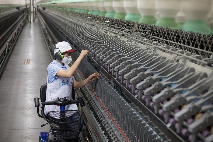 """【特写】棉纺巨头溢达想做中国的""""莱卡"""""""