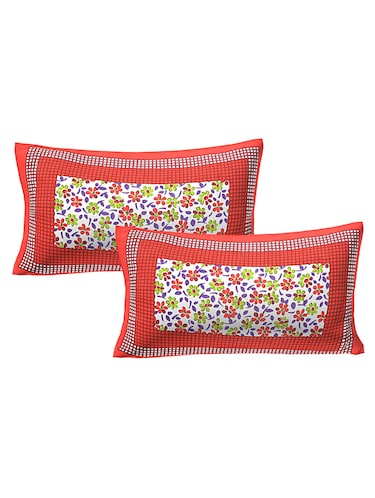 buy branded pillow covers online cotton