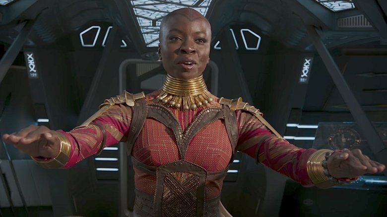 Image result for Danai Gurira (Okoye)