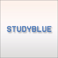 StudyBlue is your online home to store lecture notes and make flashcards.
