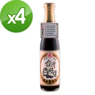 瑞春臺灣好醬黑豆醬油 快速到貨 的價格 - 比價撿便宜