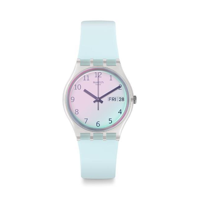 【SWATCH】Transformation 系列手錶 ULTRACIEL 徜徉天際(34mm)