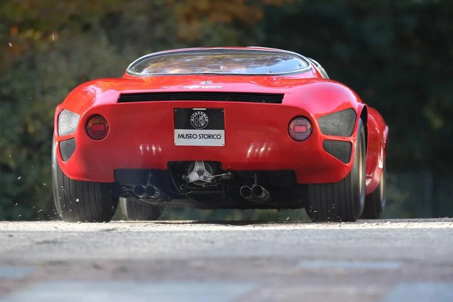 1967 Alfa Romeo T33 / 2 Stradale