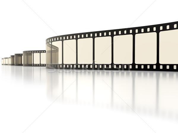 復古 · 電影膠片 · 圖像 · 抽象 · 電影 · 設計 - 商業照片 © Markus Gann (magann) (#6836178) | Stockfresh