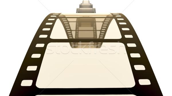 復古 · 電影膠片 · 圖像 · 抽象 · 電影 · 設計 - 商業照片 © Markus Gann (magann) (#6836188) | Stockfresh