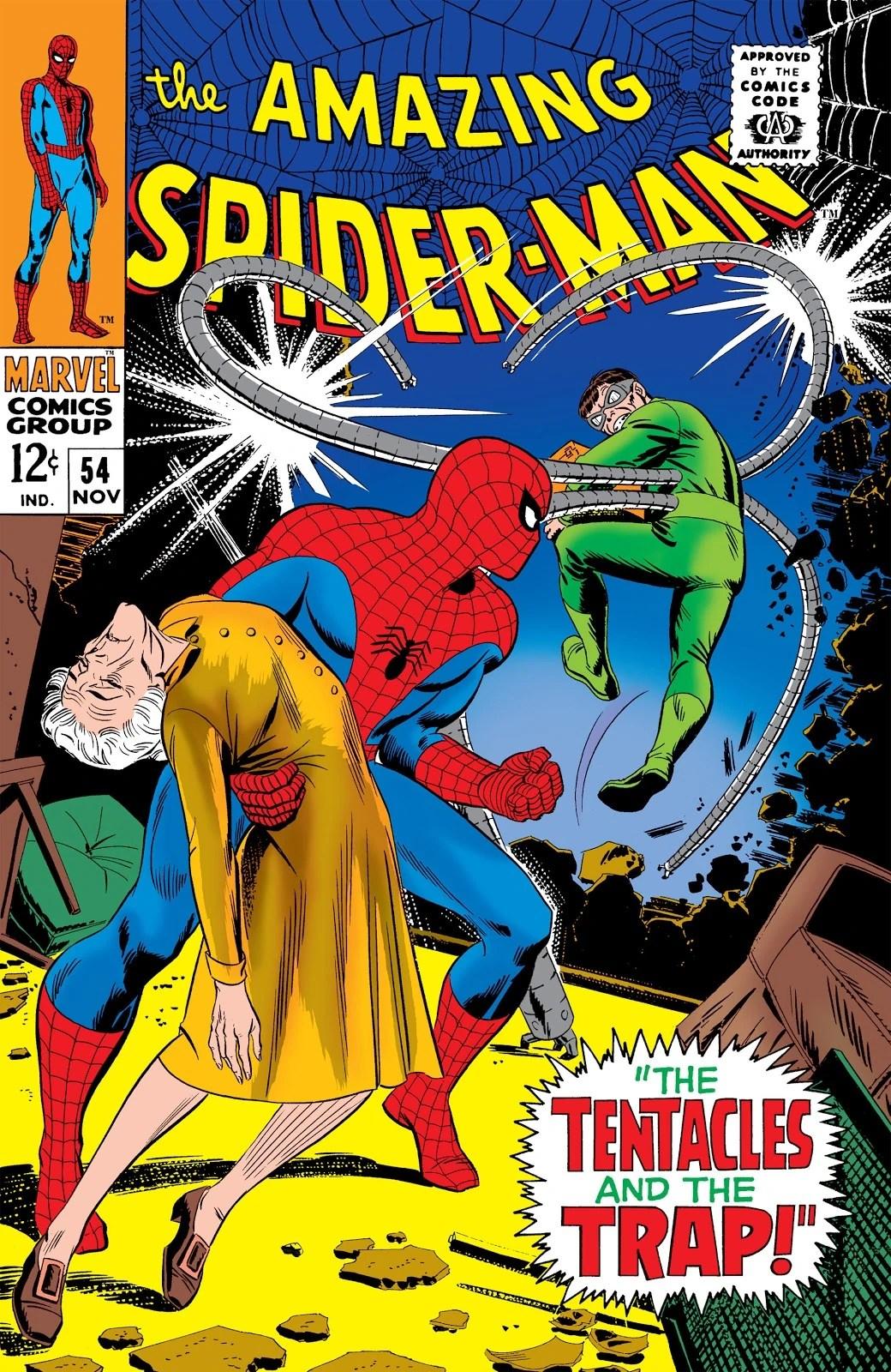 Amazing Spider Man Vol 1 54