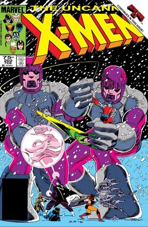 X-Men . . . I've Gone To Kill . . . the Beyonder!