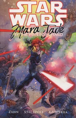 Image result for by the emperor's hand mara jade