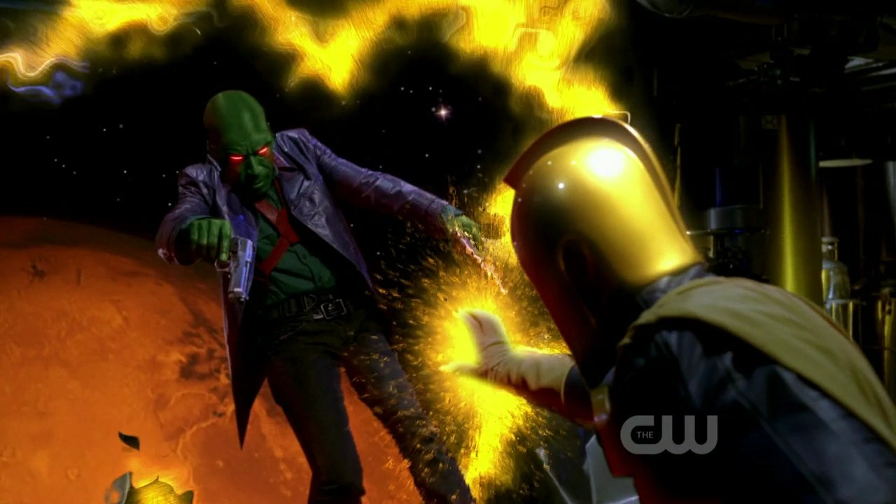 And Dr Fate Lois Smallville