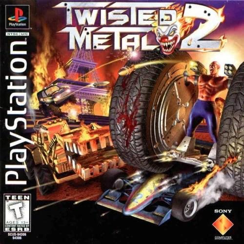 CategoraTwisted Metal 2 Twiki Metal Wiki Wikia