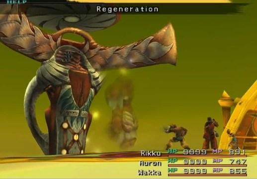 FFX Regeneration