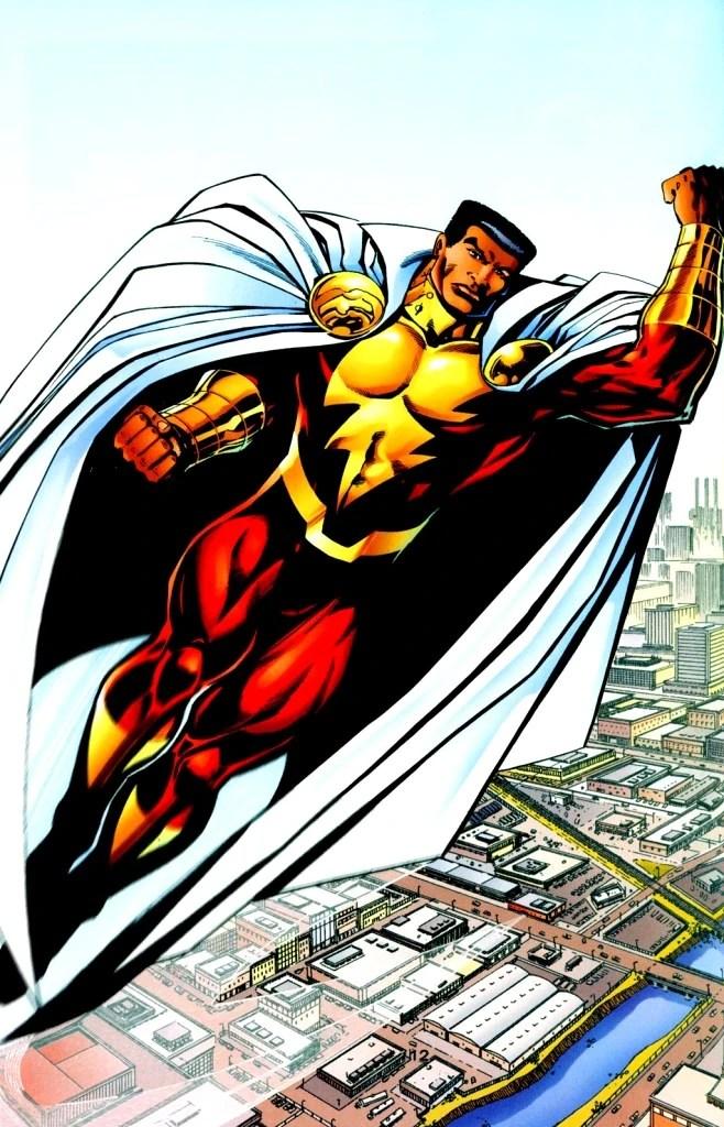 Captain Thunder Destiny Dc Database Wikia