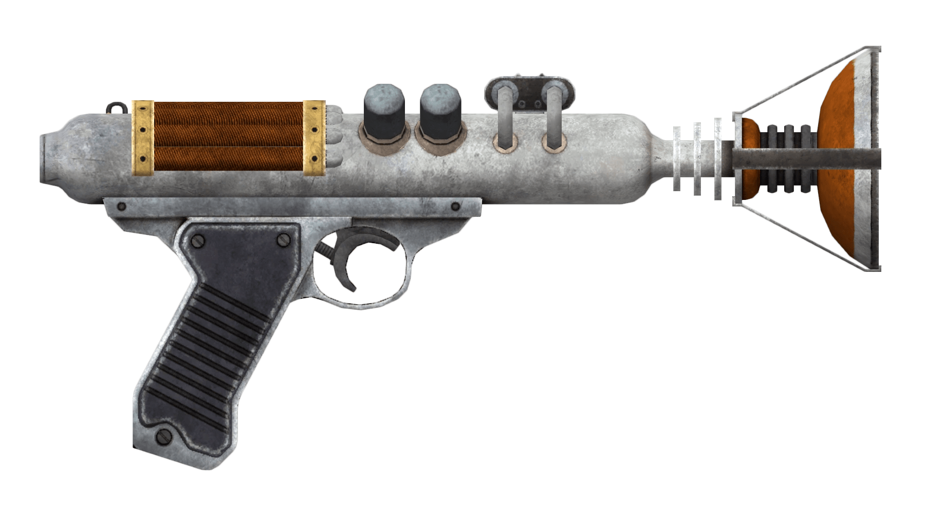 Pulse Gun Fallout New Vegas