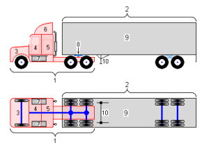 Semitrailer truck  Tractor & Construction Plant Wiki  The classic vehicle and machinery wiki