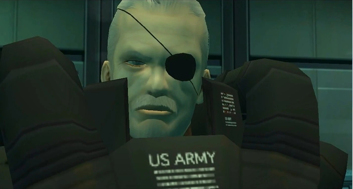Metal Gear Solid Axby Magazine