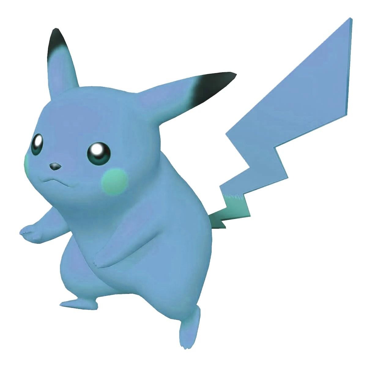 Image Blue Pikachujpg Smashpedia The Super Smash