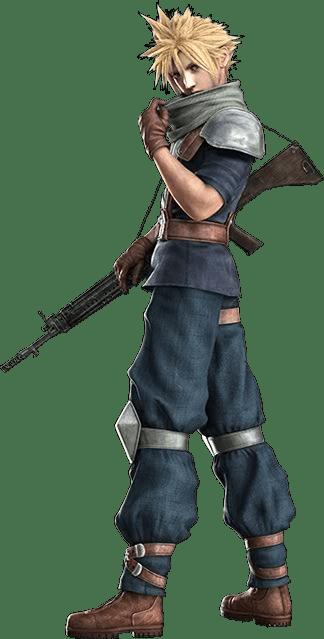 Cloud Strife Wiki Final Fantasy