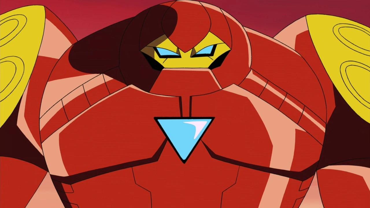 Hulkbuster Armor The Avengers Earths Mightiest Heroes