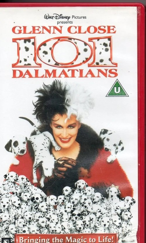 Opening To 101 Dalmatians Live Action United Kingdom