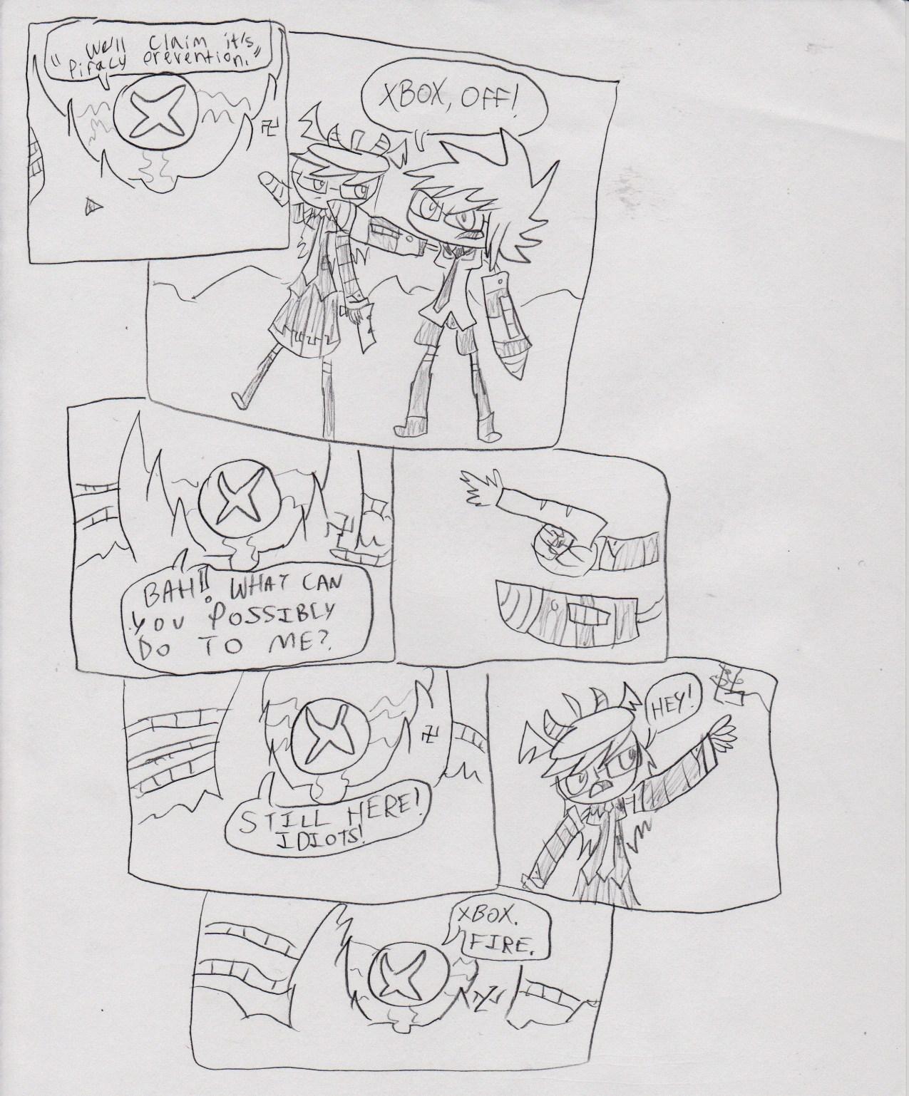 Peira And Sheyna Vs Xbox One Page 6