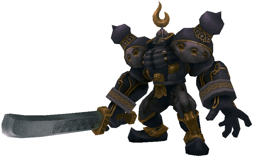 Iron Giant Final Fantasy X The Final Fantasy Wiki 10 Years Of Having More Final Fantasy