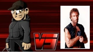 Image Johnny Vs Chuck Norrispng The Super Gaming Brothers Wiki