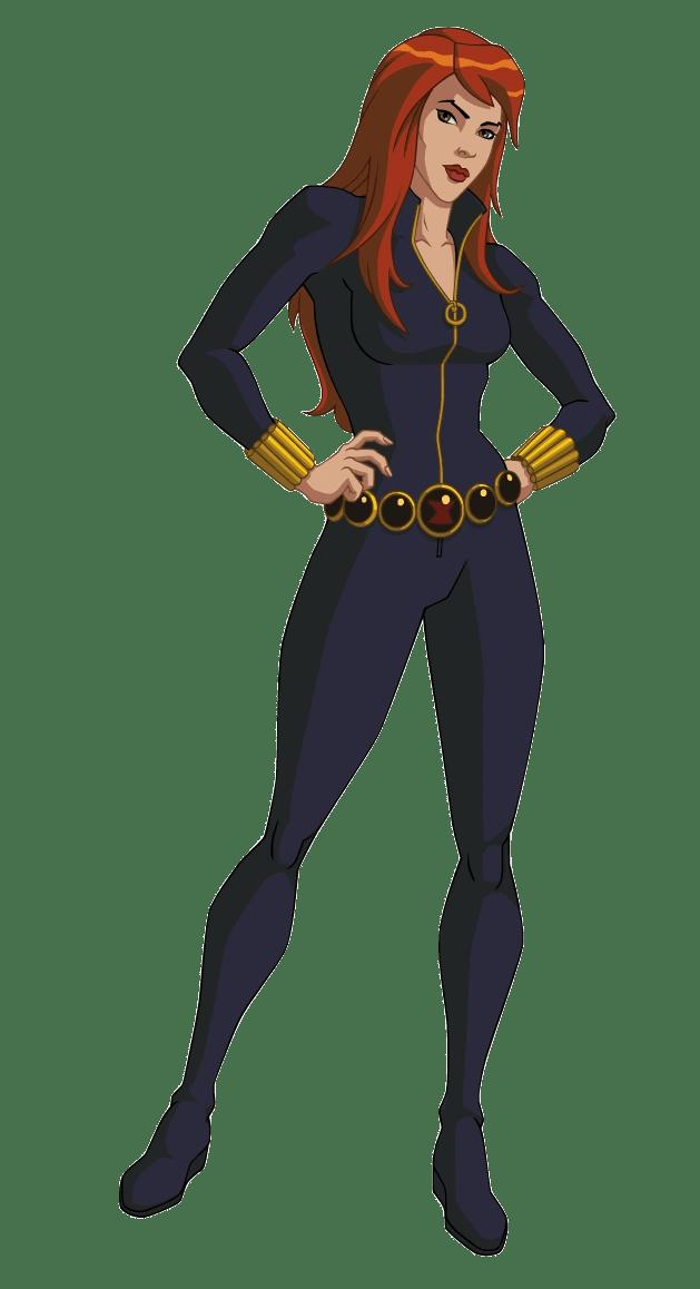 black widow marvel 39 s avengers assemble wiki