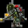 Plants vs Zombies: Garden Warfare Foot Soldier Zombie