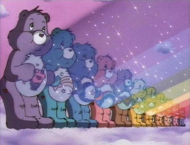 TBT: The Care Bears | Diary of a Small, Black Child