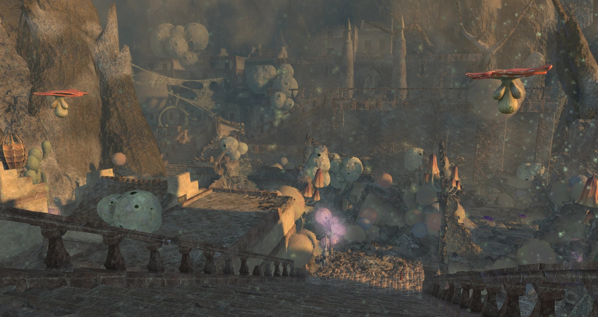 Lost City Of Amdapor The Final Fantasy Wiki 10 Years Of Having More Final Fantasy