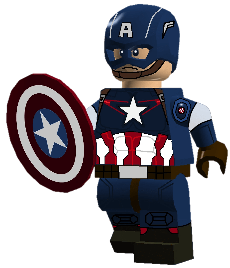 Lego Captain America coloring pages - 8 Free Printable Coloring ... | 1125x966