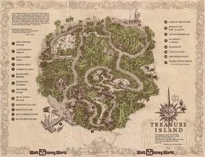 Treasure Island Disney