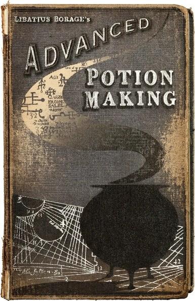 Severus Snape S Copy Of Advanced Potion Making