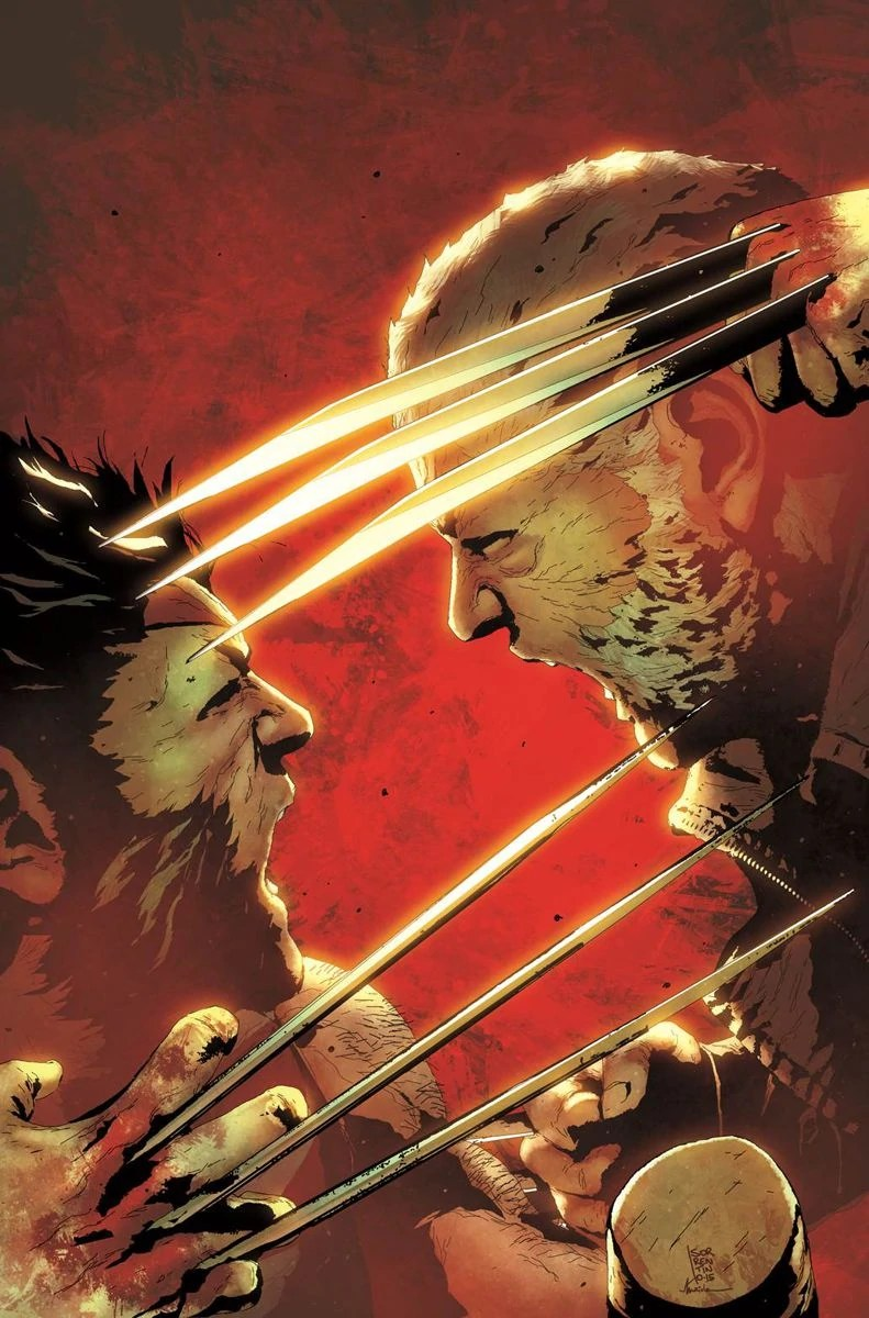 Old Man Logan Vol 1 2 Marvel Comics Database