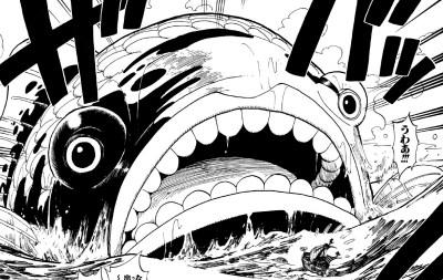 Island Eater - The One Piece Wiki - Manga, Anime, Pirates ...
