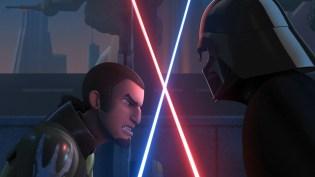Kanan vs. Vader