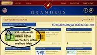 r3npmwha8aed t Cara mudah mendaftar dan Menghasilkan Uang Dollar di Grandbux terbaru
