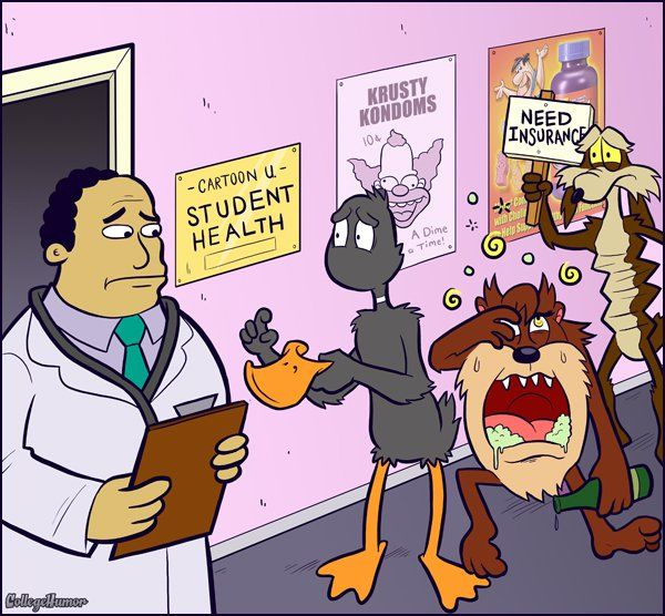 02a634bf973a442b7f28513 - Dibujos animados en la Universidad